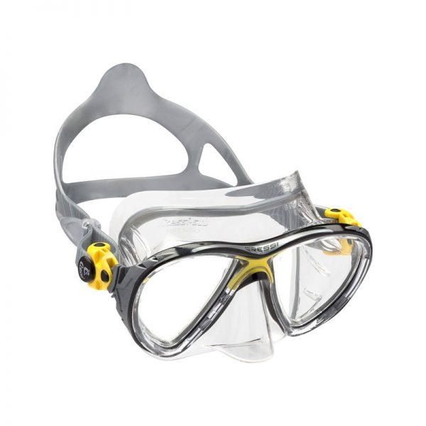 Cressi Big Eyes Evolution Crystal Mask