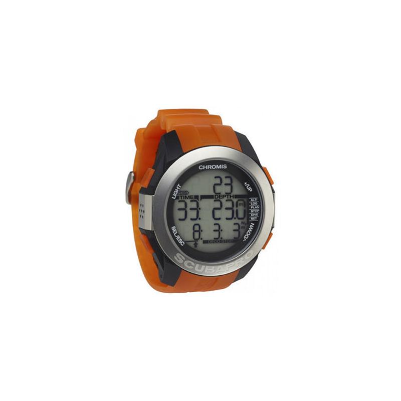 scubapro-chromis-dive-computer-orange