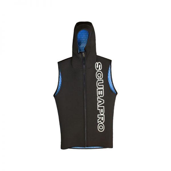Scubapro 3mm Front Zip Hooded Vest