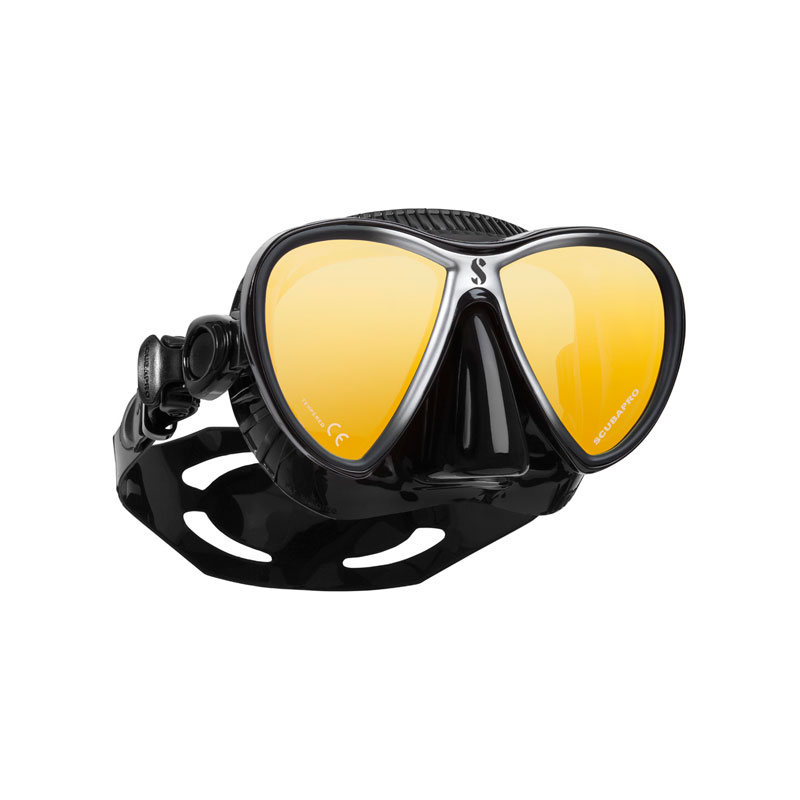 Scubapro Synergy Twin Mirrored Lens Trufit Mask