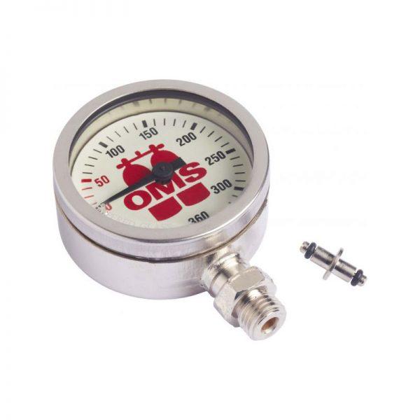OMS 52mm Pressure Gauge